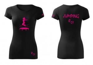 jumping cerne damske